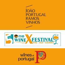 João Portugal Ramos Vinhos no Mozambique Wine Festival 2015